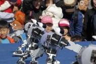 제13회 가고파국화축제 로봇콘텐츠 홍보관 운영