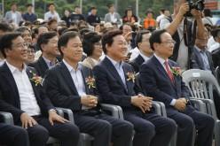 경남 마산로봇랜드 개장식 3